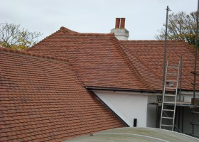 Petham School Roof