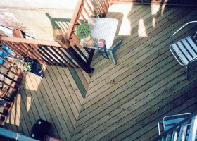 Decking Whitstable