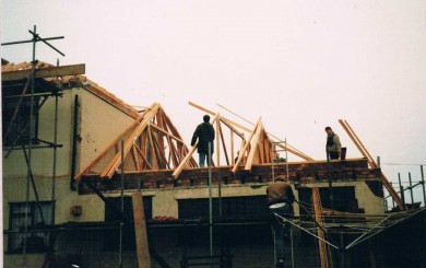 Roof rafters
